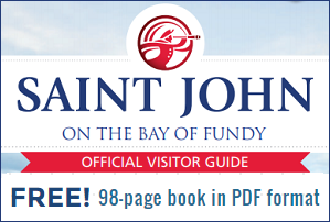 Free Saint John Visitor's Guide